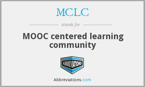 What does MCLC stand for?