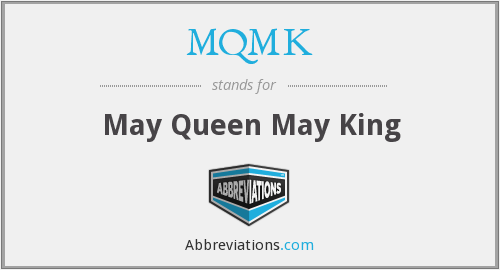 What does MQMK stand for?