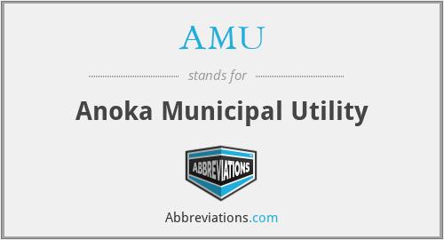 AMU - Anoka Municipal Utility