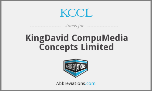 What does KCCL stand for?