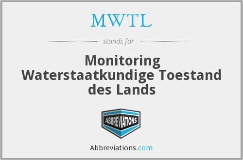 What does MWTL stand for?
