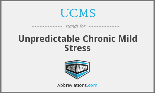 What does chronic stand for? — Page #9