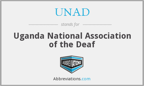 What does UNAD stand for?