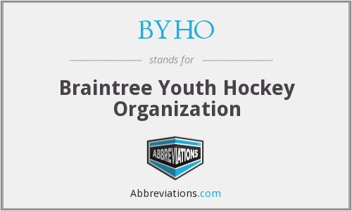 What does BYHO stand for?