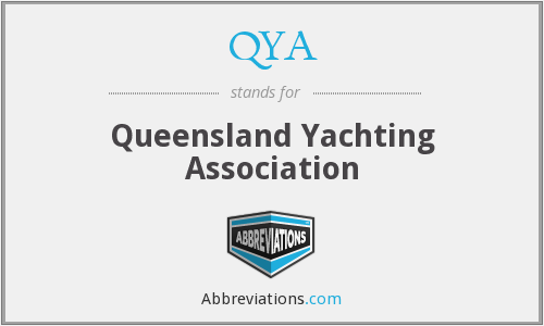 QYA - Queensland Yachting Association