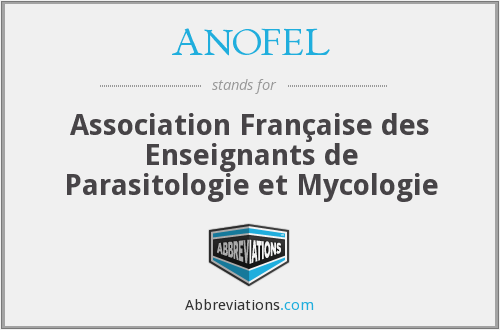 What does ANOFEL stand for?