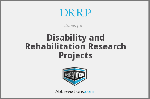 What does DRRP stand for?
