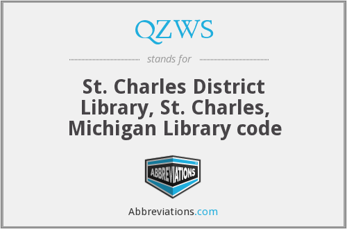 What does QZWS stand for?