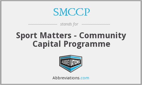 What does SMCCP stand for?