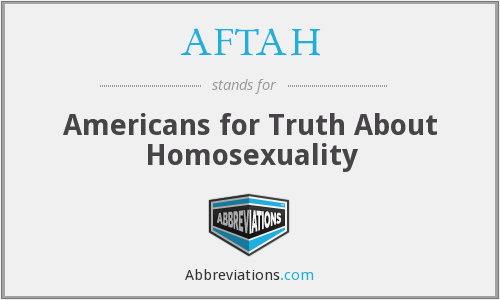 What does AFTAH stand for?