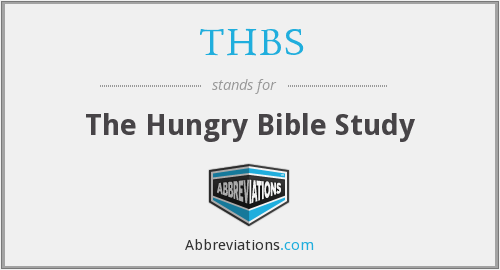 What does THBS stand for?