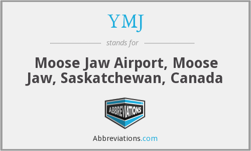 YMJ - Moose Jaw Airport, Moose Jaw, Saskatchewan, Canada