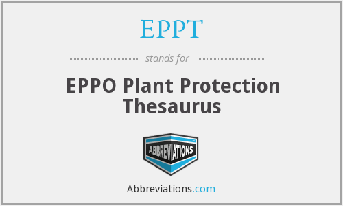 What does EPPT stand for?