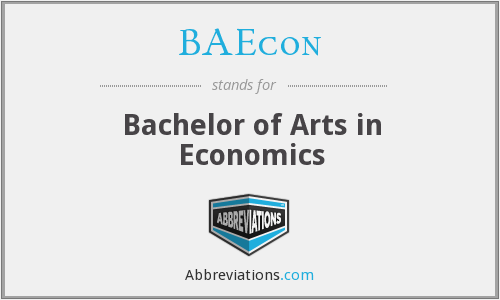 What does BAECON stand for?