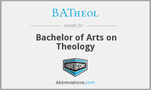 What does BATHEOL stand for?