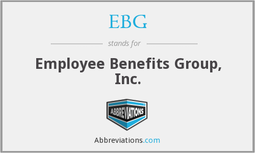 EBG - Employee Benefits Group, Inc.
