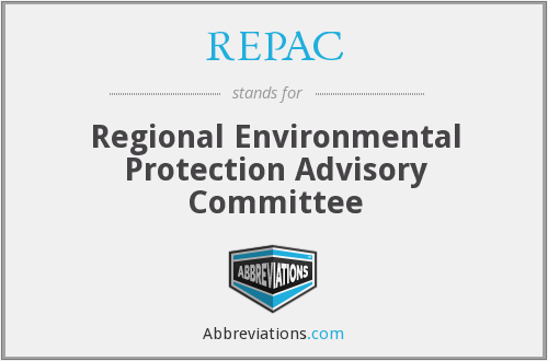 What does REPAC stand for?