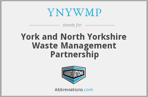 What does YNYWMP stand for?