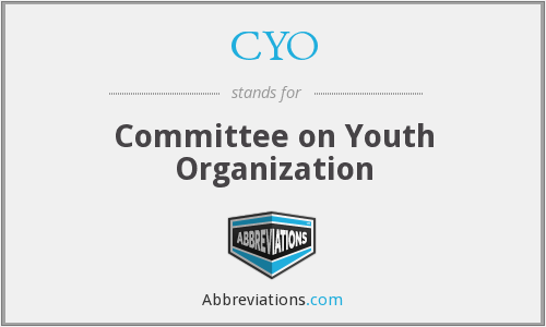 CYO - Committee on Youth Organization