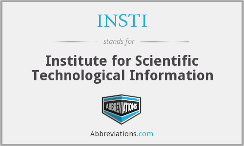 What does INSTI stand for?