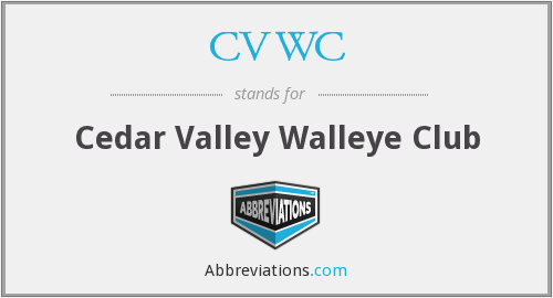 What does CVWC stand for?