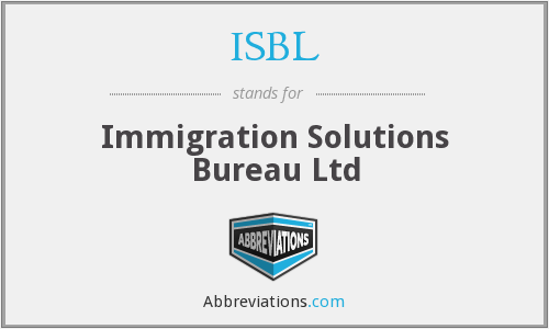 Isbl immigration solutions bureau ltd for Bureau hindi meaning