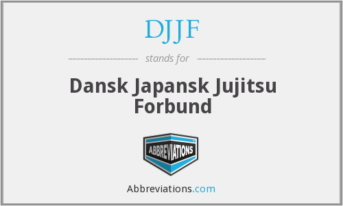 What does DJJF stand for?