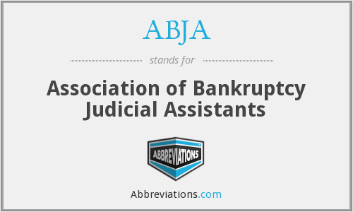 What does ABJA stand for?
