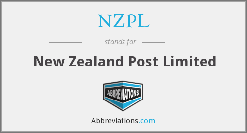 What does NZPL stand for?