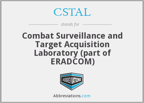 What does CSTAL stand for?