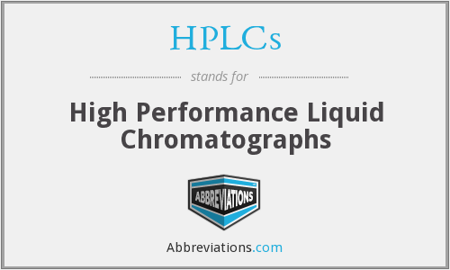 What does HPLCS stand for?