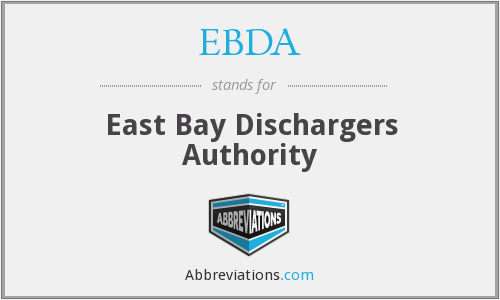 What does EBDA stand for?