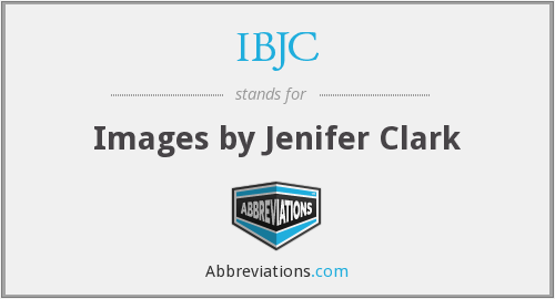 What does IBJC stand for?