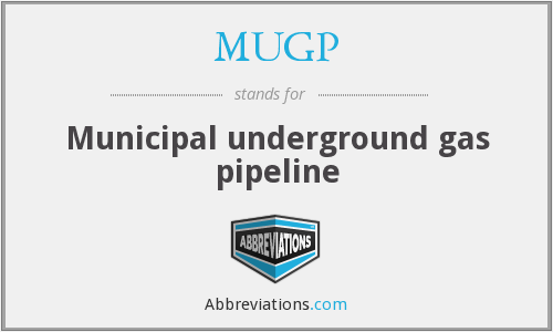 What does MUGP stand for?