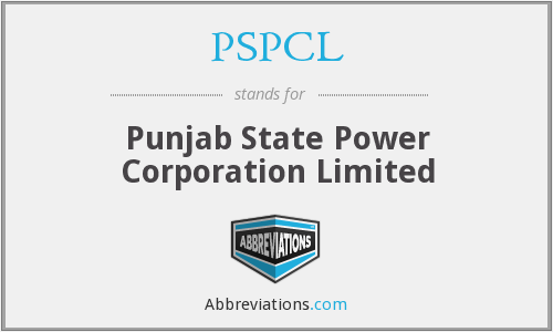 What does PSPCL stand for?