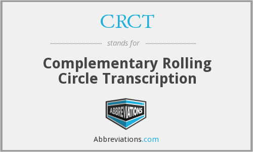CRCT - Complementary Rolling Circle Transcription