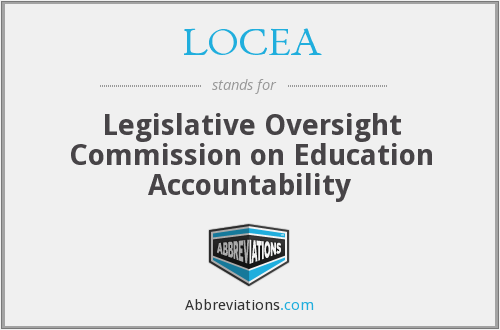 What does LOCEA stand for?