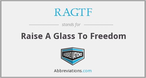 What does RAGTF stand for?