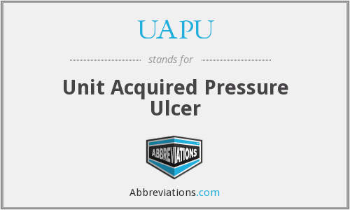 What does UAPU stand for?
