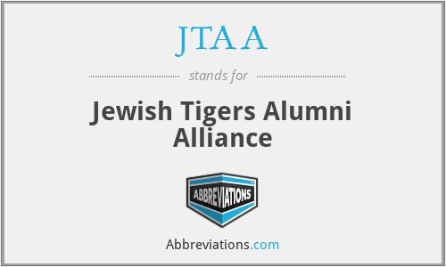 JTAA - Jewish Tigers Alumni Alliance