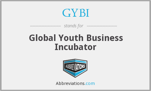 GYBI - Global Youth Business Incubator