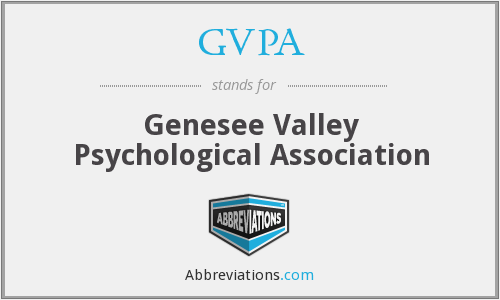 What does GVPA stand for?