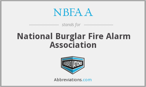 What does NBFAA stand for?