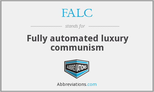 What does FALC stand for?