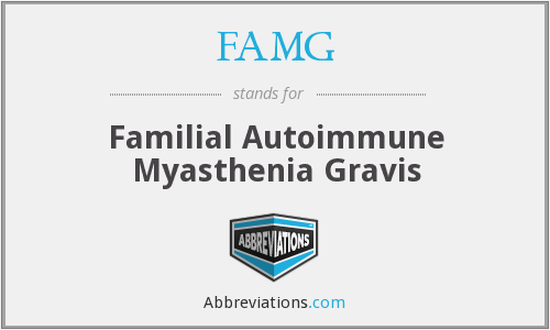 What does FAMG stand for?