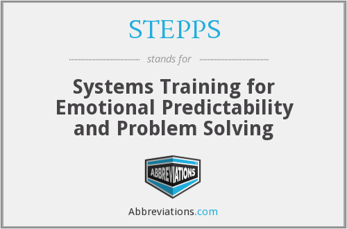 What does STEPPS stand for?