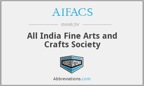 What does AIFACS stand for?
