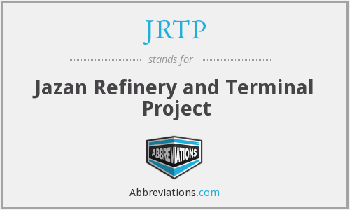 What does JRTP stand for?