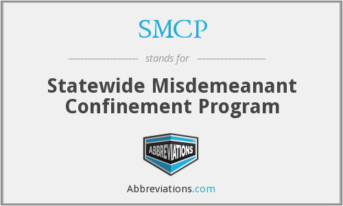 What does misdemeanant mean