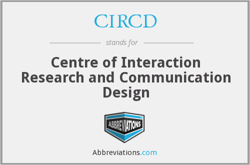 What does CIRCD stand for?
